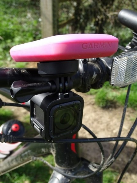 Garmin Cycling Combo Mount for Edge and VIRB
