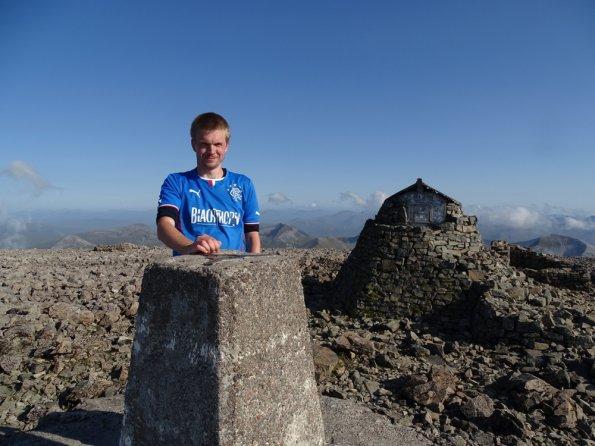 Top of Ben Nevis