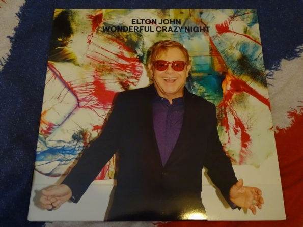 Wonderful Crazy Night, by Elton John