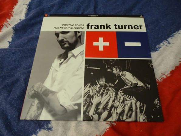Positive Songs for Negative People, by Frank Turner