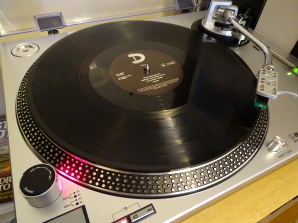 Spirit, by Depeche Mode