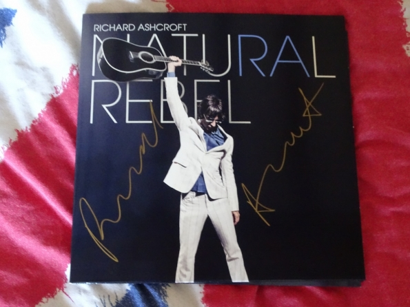 Natural Rebel, By Richard Ashcroft