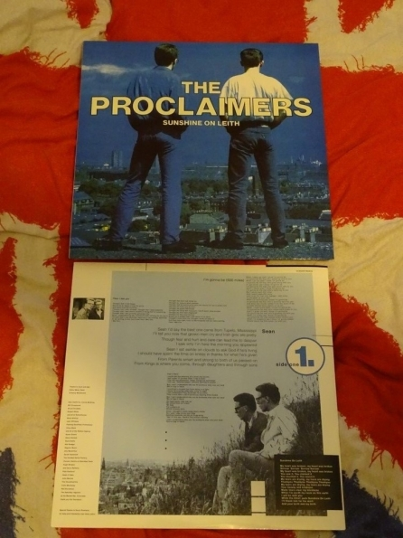 Sunshine On Leith, by The Proclaimers