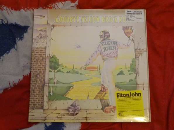 Goodbye Yellow Brick Road, by Elton John